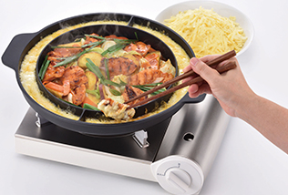 Cheese dak galbi pan 30cm RA-9389